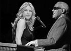 Ray Charles with Diana Krall
